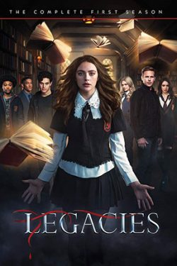دانلود فصل اول سریال Legacies 2018 میراث ها با زیرنویس فارسی چسبیده
