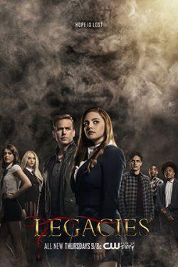 دانلود فصل دوم سریال Legacies 2019 میراث ها با زیرنویس فارسی چسبیده