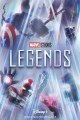 دانلود فصل اول سریال Marvel Studios: Legends 2021 استودیو مارول: افسانه ها