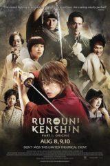دانلود فیلم Rurouni Kenshin Part I: Origins 2012 شمشیرزن دوره گرد قسمت 1: ریشه ها