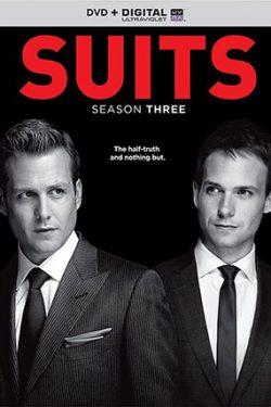 دانلود فصل سوم سریال Suits 2013 دادخواستها تمامی قسمت ها با زیرنویس فارسی