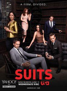 دانلود فصل چهارم سریال Suits 2014 دادخواستها