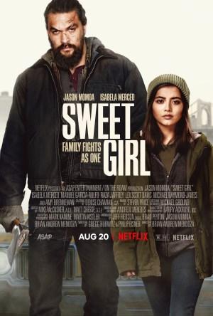 دانلود فیلم Sweet Girl 2021 دختر شیرین