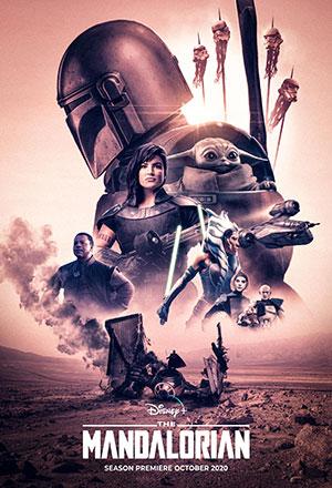 دانلود فصل دوم سریال The Mandalorian 2020 ماندالوریان