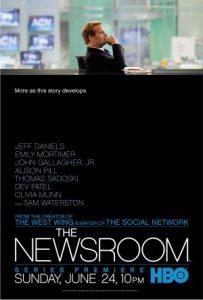 دانلود فصل دوم سریال The Newsroom 2013 اتاق خبر