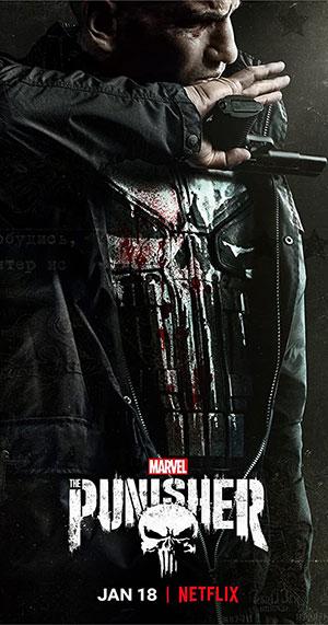 دانلود فصل اول سریال The Punisher 2017 مجازاتگر