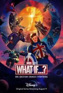 دانلود سریال انیمیشن What If...? 2021 چه میشود اگر...؟