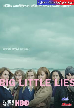 دانلود فصل دوم سریال Big Little Lies 2019 دروغ های کوچک بزرگ