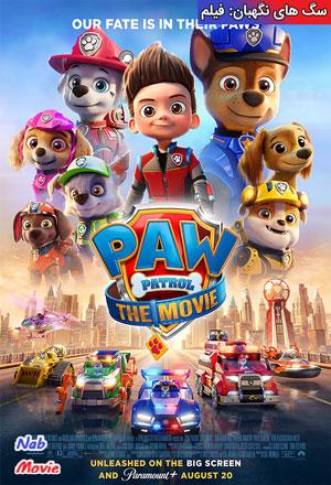 دانلود انیمیشن Paw Patrol: The Movie 2021 سگ های نگهبان: فیلم