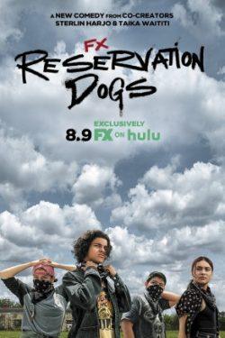 دانلود سریال Reservation Dogs 2021 سگ های رزرو با زیرنویس فارسی چسبیده