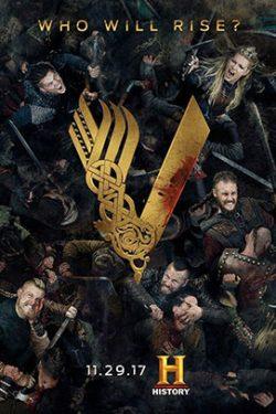 فصل پنجم سریال Vikings وایکینگ ها با زیرنویس فارسی چسبیده
