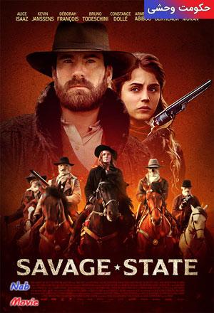 دانلود فیلم Savage State 2019 حکومت وحشی