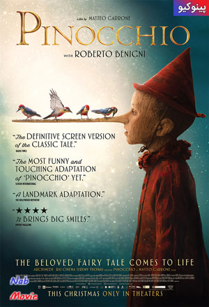 دانلود فیلم Pinocchio 2019 پینوکیو با زیرنویس فارسی چسبیده